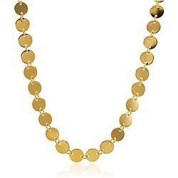 Colar Folheado Ouro 18K Inspired Thássia Naves