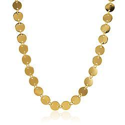 Colar Choker Folheado Ouro 18K Inspired Thássia Naves