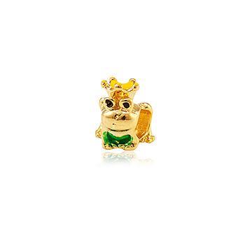 Berloque Folheado Ouro PIG100 MOD312