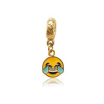 Berloque Folheado Ouro PIG100 MOD366