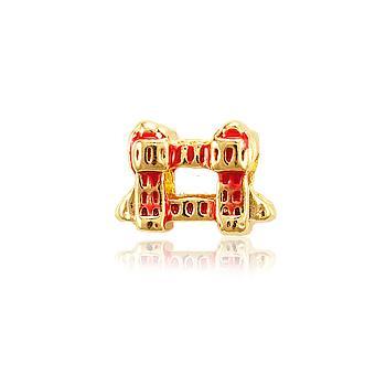 Berloque Folheado Ouro PIG100 MOD473