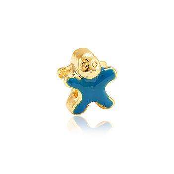 Berloque Folheado Ouro PIG100 MOD155