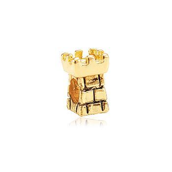 Berloque Folheado Ouro PIG100 MOD167