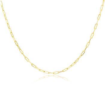 Corrente Cartier Folheado Ouro 18K