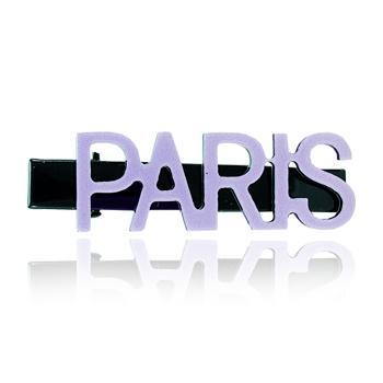 Presilha Paris Roxa