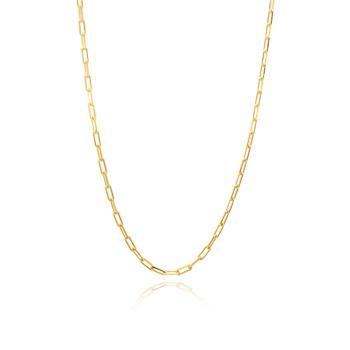 Corrente Avulsa Cartier Folheado Ouro 18K