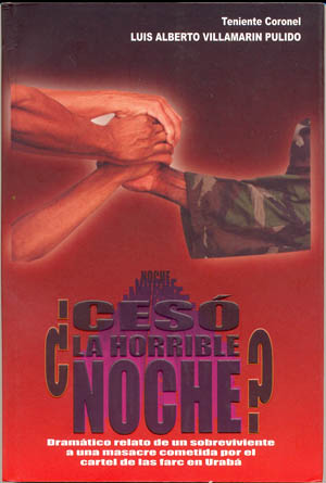 ¿Cesó la horrible noche?