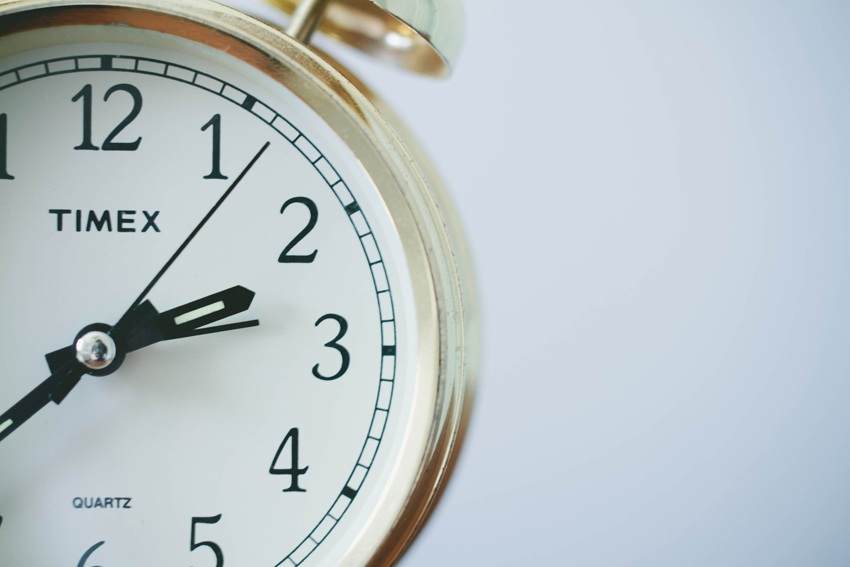 Horas iguais aos minutos – é um sinal!