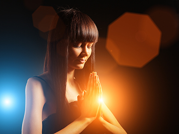 Oração poderosa de 4 etapas que mudou a minha vida