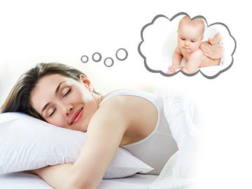 Sonhar com Bebe