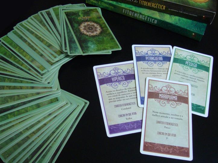 Tarot da Fitoenergética – o oráculo da energia das plantas