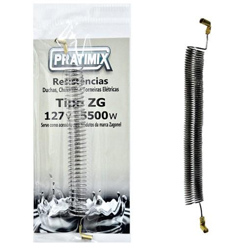 PRATIMIX RESISTÊNCIA TIPO ZG 7500W ZM0275