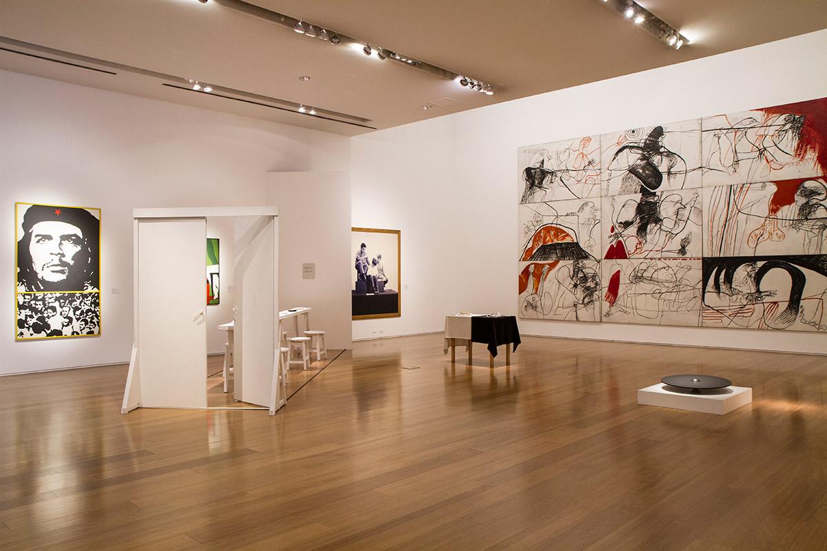 Exposiciones Tickets Cómo Llegar: Arte Latinoamericano Siglo XX Malba