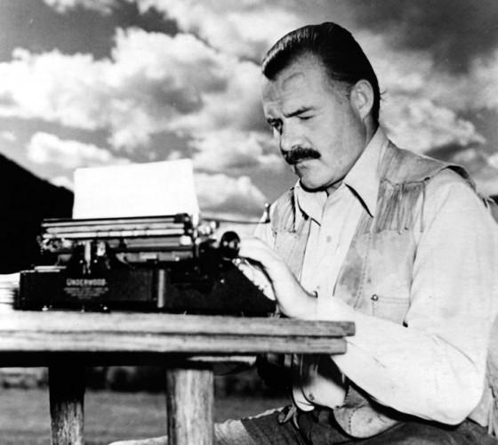 Ernest Hemingway   Malba