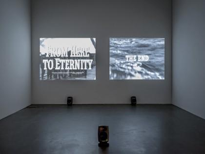 Jorge Macchi y Edgardo Rudnitzky. From here to eternity, 2013.
