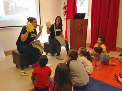 Narraciones para niños Yoko Ono