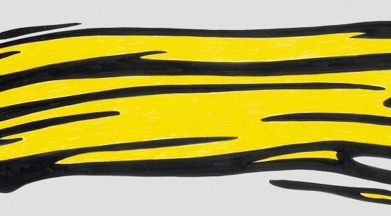 Roy Lichtenstein Dibujos