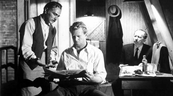 Mientras la ciudad duerme, de John Huston