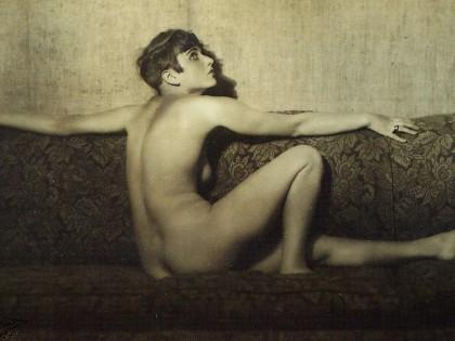 Antonio Garduño. Desnudo de Nahui Olin, sin fecha.