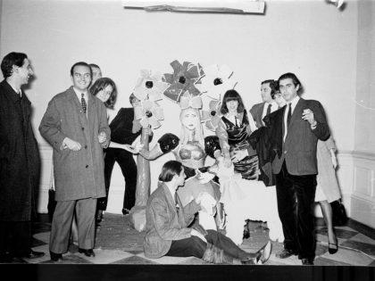 David Lamelas y amigos 1965