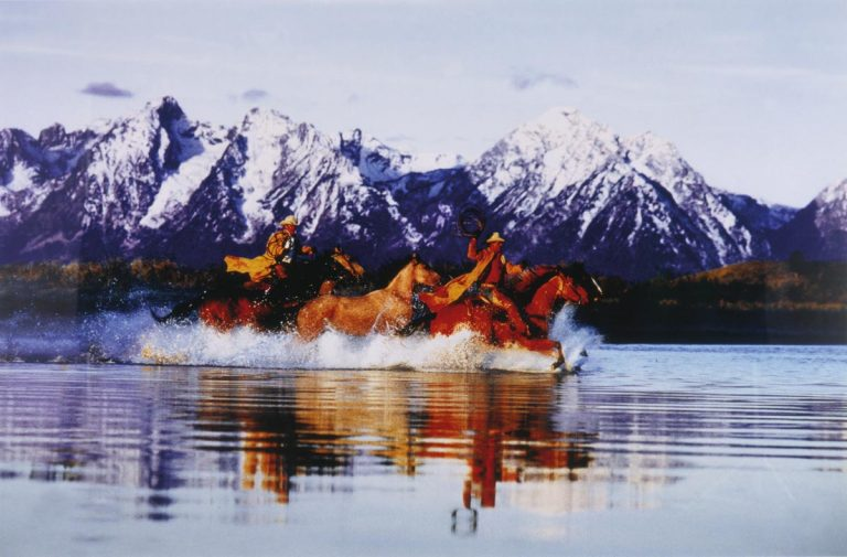 Richard Prince. Untitled (Cowboy), 1998.