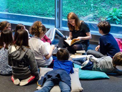 Taller literario para niños