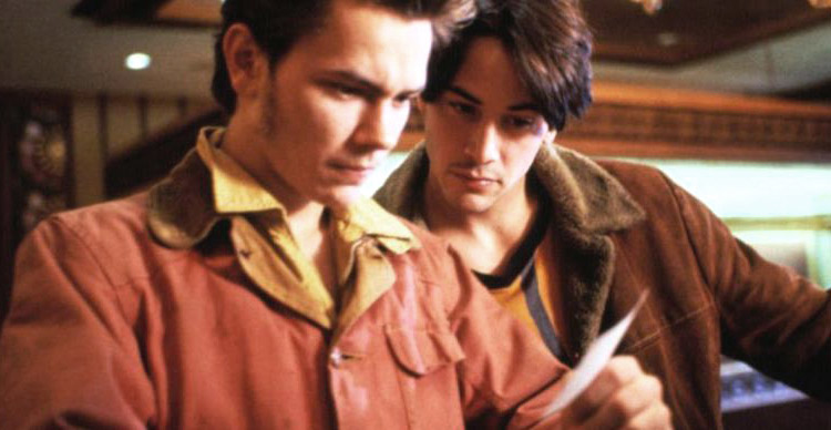 Gus Van Sant–My Own Private Idaho