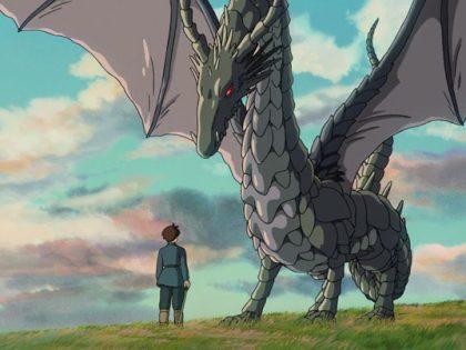 Cuentos de Terramar, película del Studio Ghibli basada en las novelas de Ursula K. Le Guin.