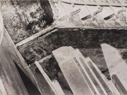 Horacio Coppola. Ángulo de escalera, 1929.