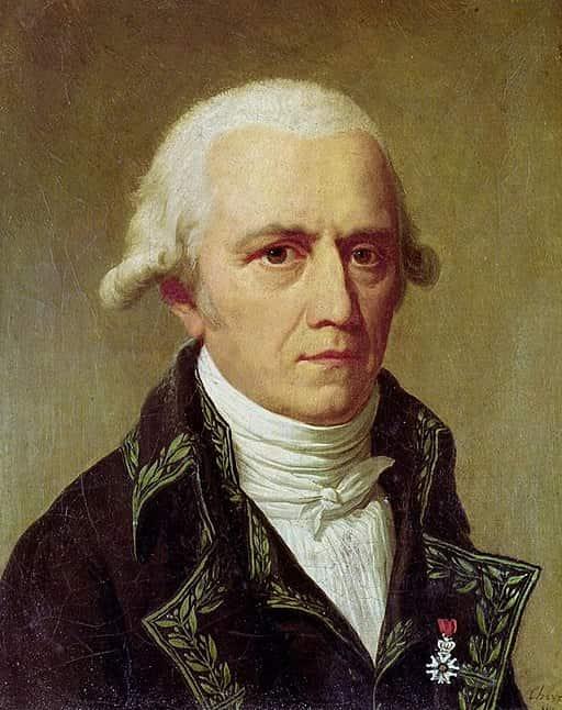 Jean-Baptiste Lamarck, por Charles Thévenin.