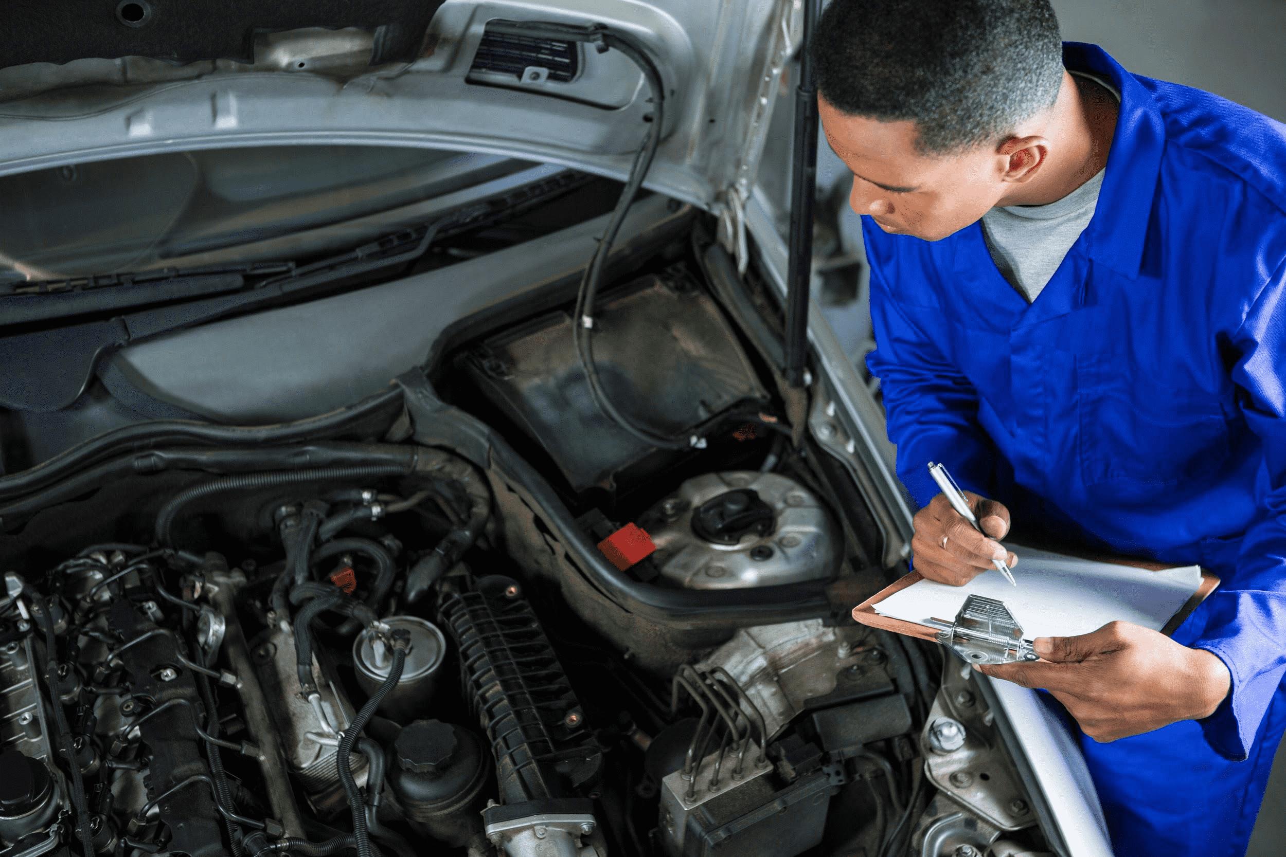 Os motores de carros são máquinas térmicas, cuja eficiência pode ser melhorada com auxílio da termodinâmica.