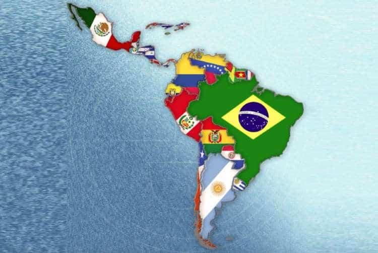 América Latina - Século XX