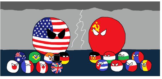 Geopolítica no Pós-Guerra