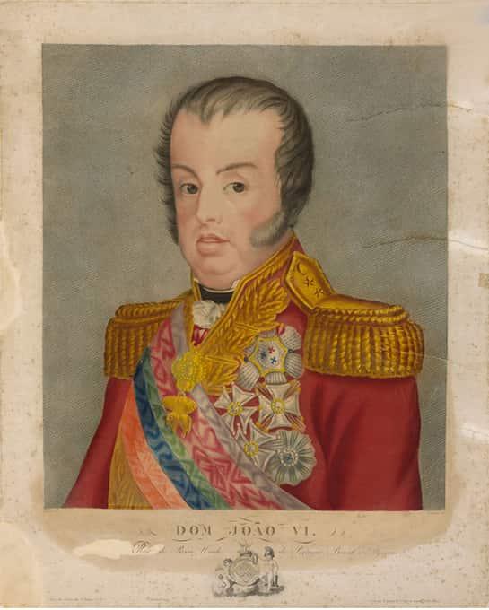 Retrato de Dom João VI
