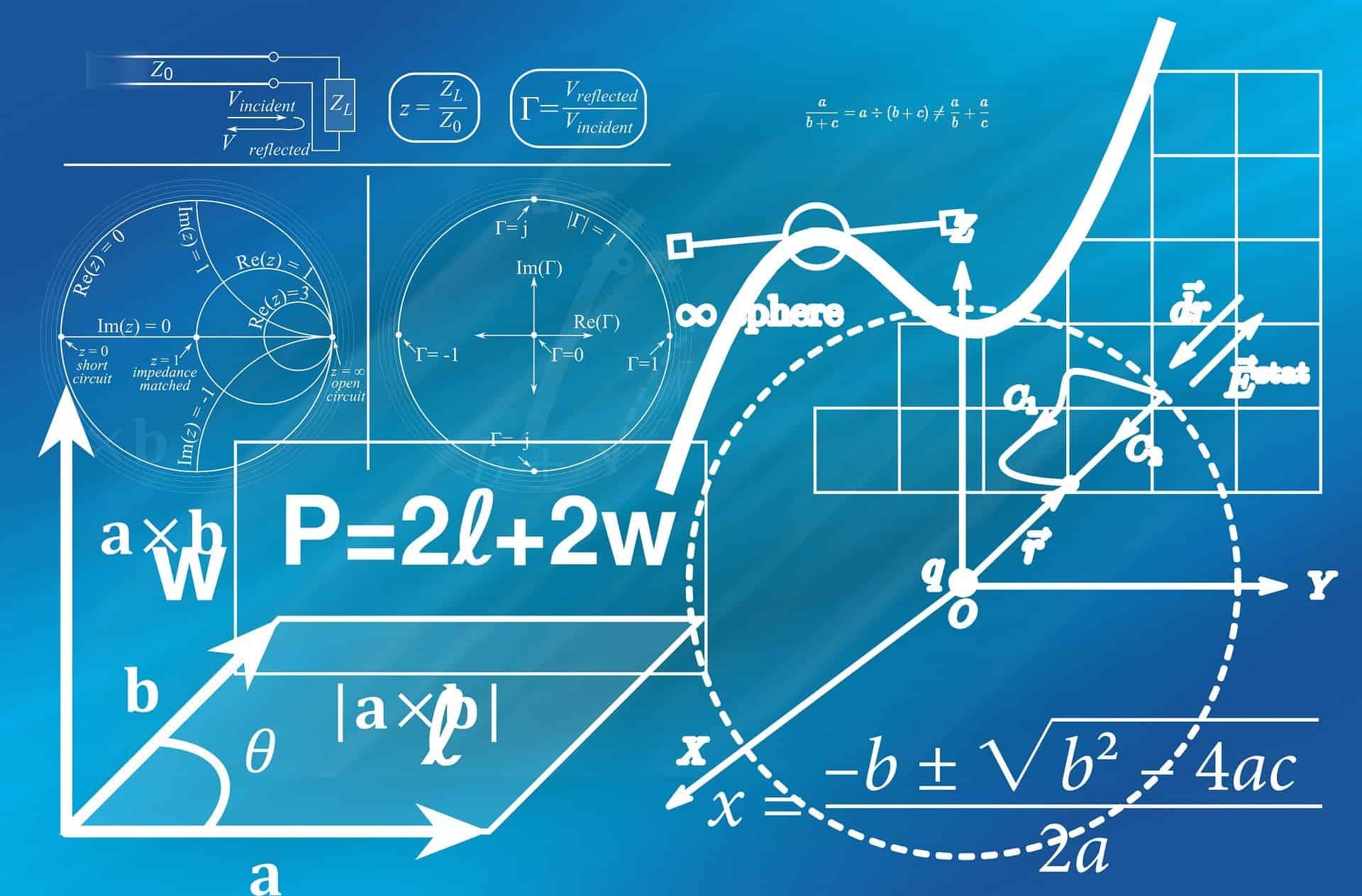 Parâmetros das funções trigonométricas