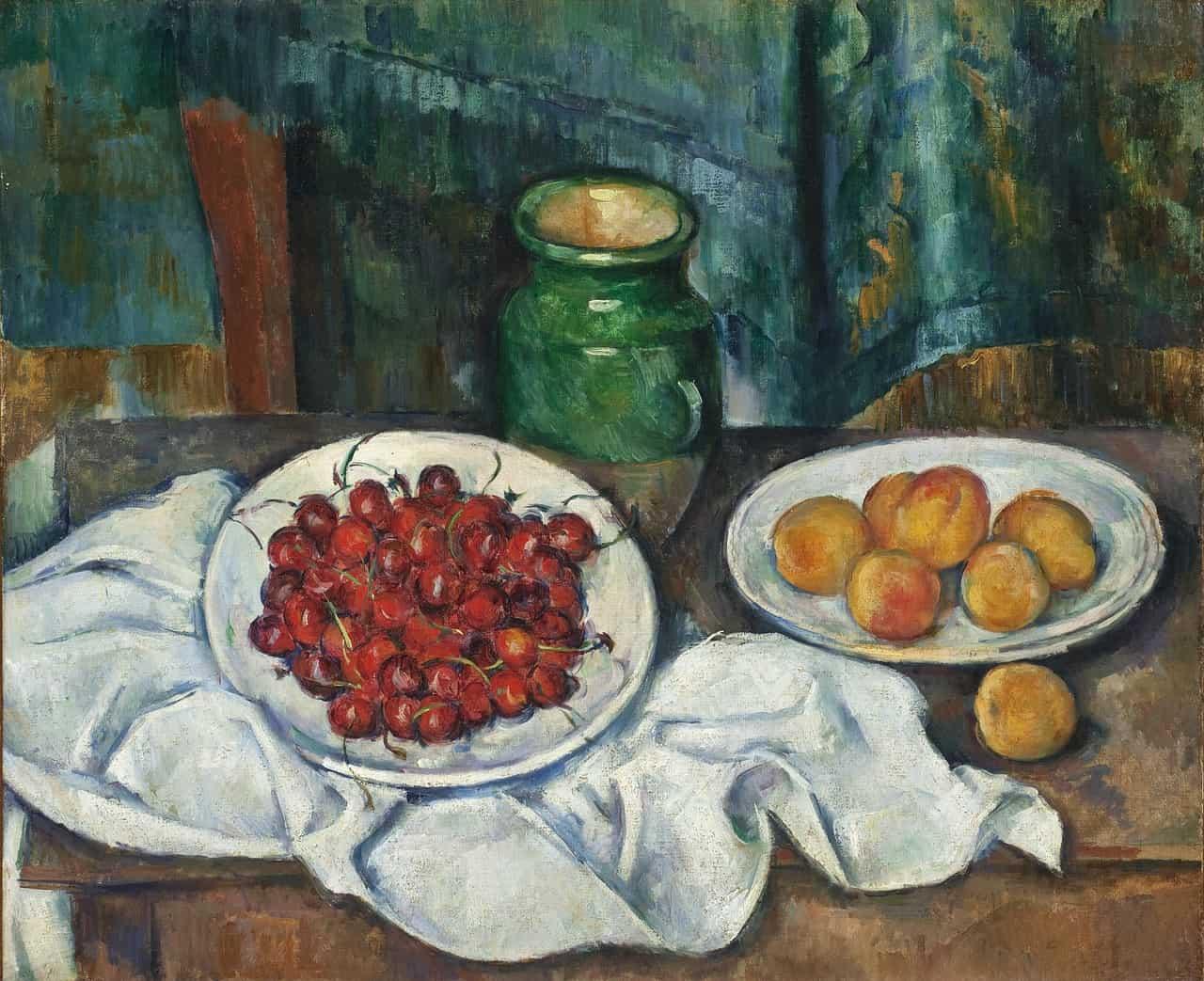 pintura de Paul Cézanne