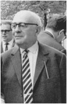 Theodor Adorno, filósofo da Escola de Frankfurt.