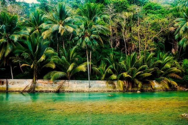 Filipinas, exemplo de região de Clima Equatorial no continente asiático.