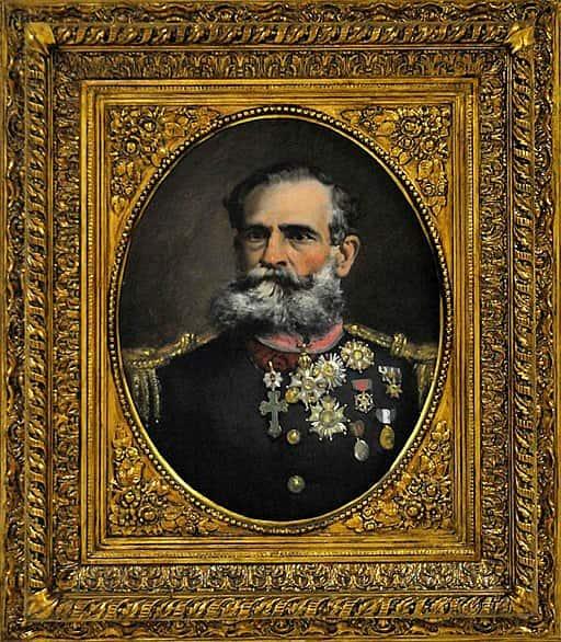 Retrato do Marechal Deodoro da Fonseca