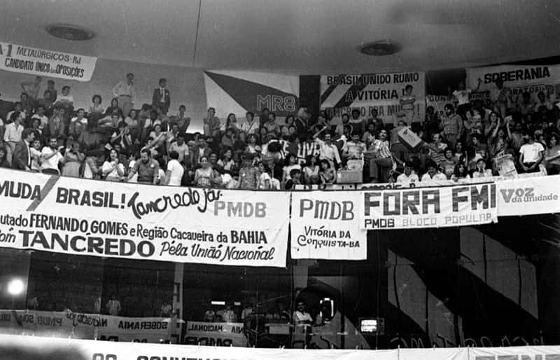 Redemocratização (Pós-Ditadura 1964)