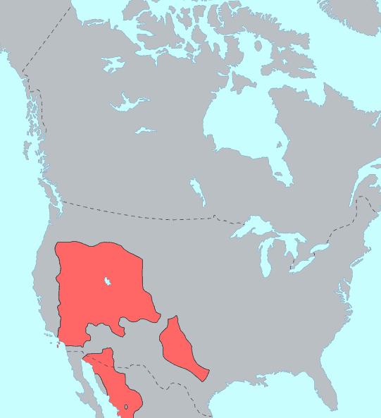 Mapa da região sob domínio Asteca
