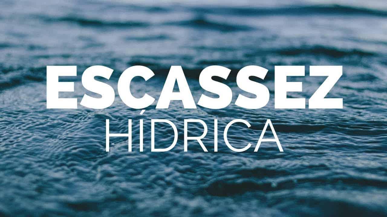 Escassez hídrica no Brasil e no mundo
