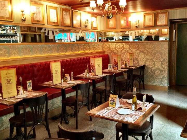 Bistr paris 6 classique 24h for Restaurant 24h paris