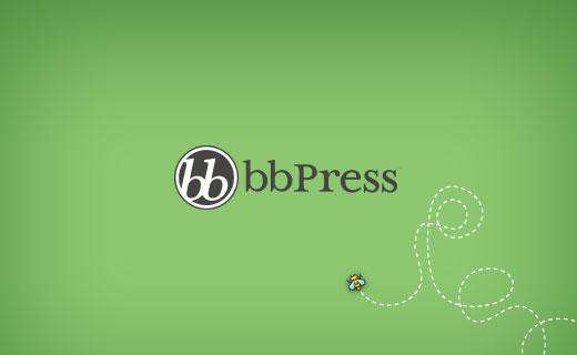bbpress plugin forum wordpress