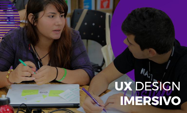 UX Design Imersivo | Noturno