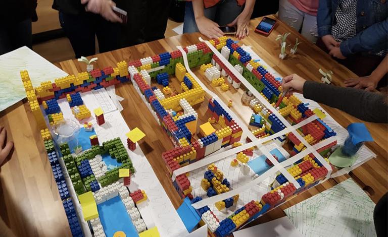 Gestão de Projetos com Scrum e Legos | Noturno