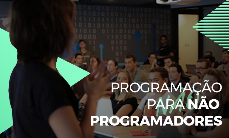 Programação Para Não Programadores