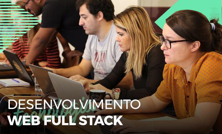 Desenvolvimento Web Full Stack
