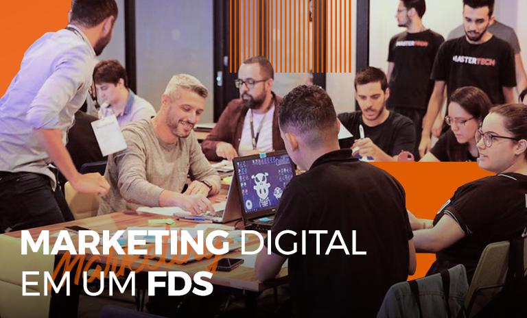 Marketing Digital em um FDS