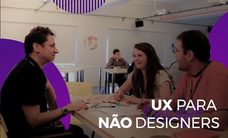 UX para não designers | Noturno